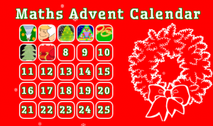 Maths Advent Calendar