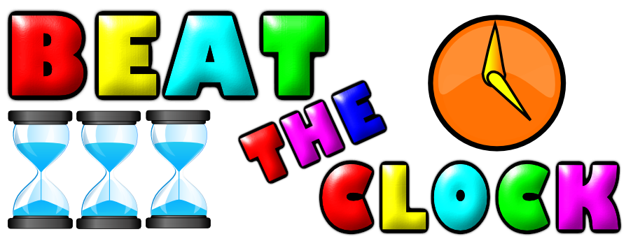beat the clock time game