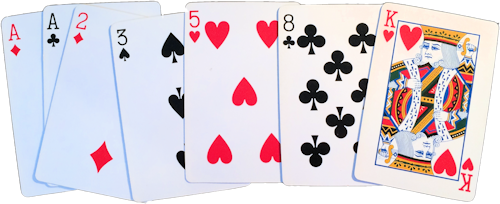 Playing Card Maths