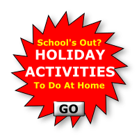 School Holiday Maths Activities
