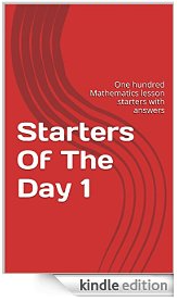 Kindle Lesson Starters Book