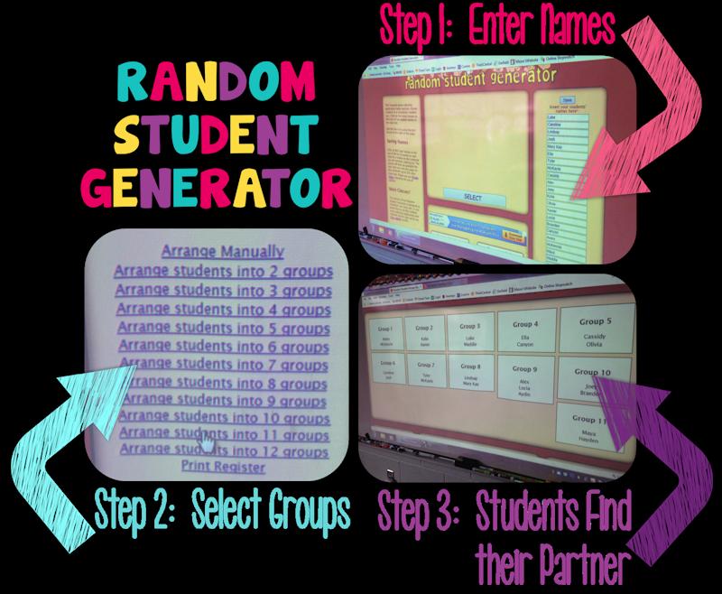 Random Student Generator