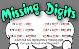 Missing digits