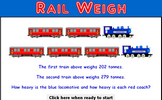 Rail Weigh