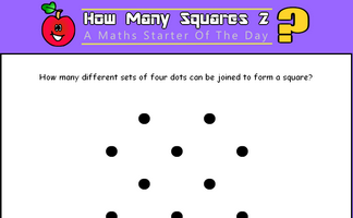 How Many Squares? 2