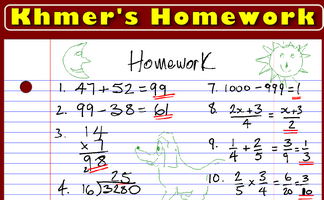 Do you suggest any writing websits for homeworks