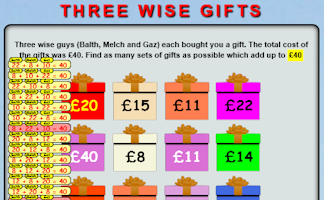 Three Wise Gifts