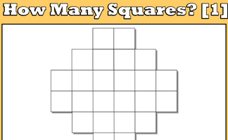 How Many Squares? 1