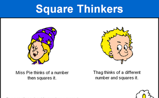 Square Thinkers