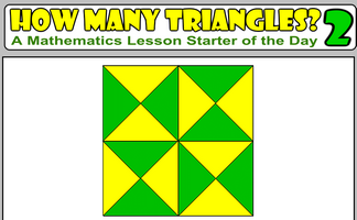 How Many Triangles? 2