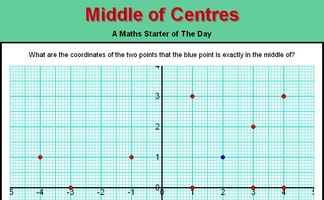 Middle of Centres