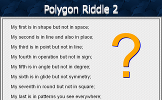 Polygon Riddle 2