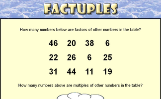 Factuples