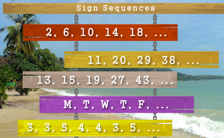 Sign Sequences