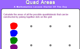 Quad Areas