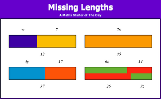 Missing Lengths