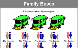 Family Buses
