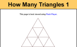 How Many Triangles? 1
