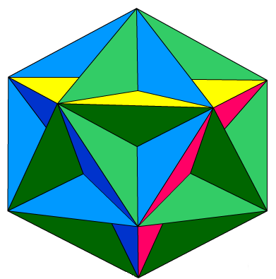 the great dodecahedron