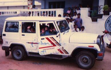 The Armada Jeep