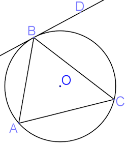 Proof of Circle Theorems