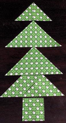 Tangram Christmas Tree